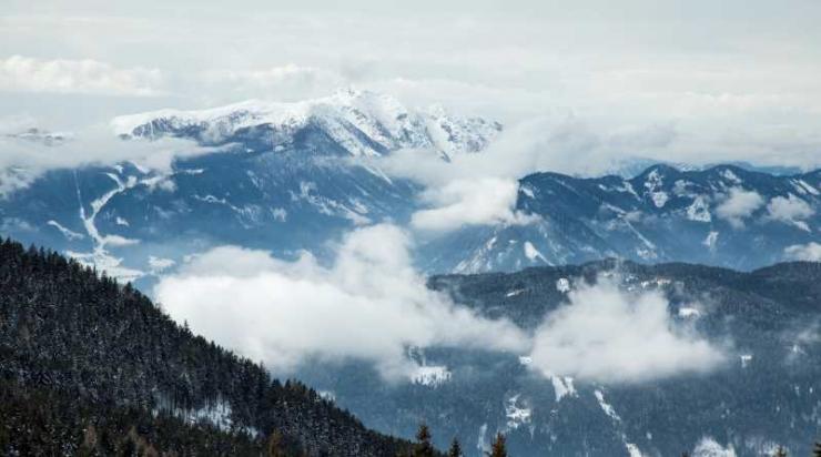 Come sta cambiando il clima delle nostre Alpi